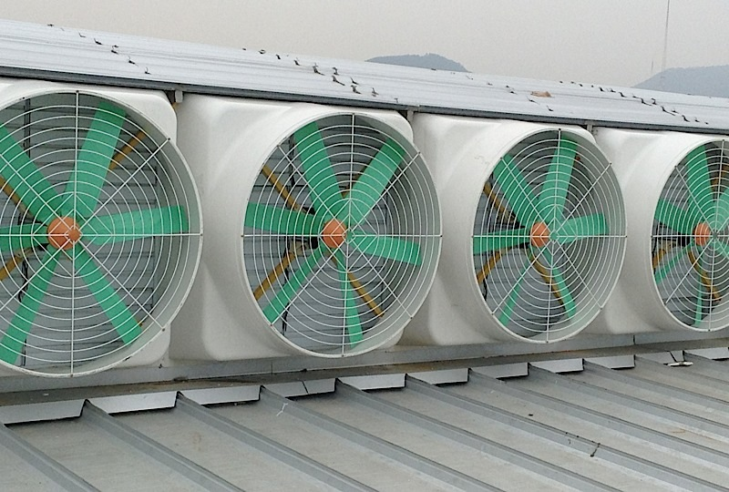 Esaplling Industrial exhaust fan