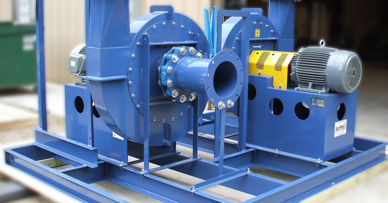 Esaplling Industrial Blowers